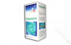 Flegamina, syrop 4mg/5ml, smak miętowy, bez cukru, 120ml