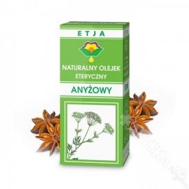 ETJA, olejek eteryczny anyżowy, 10ml