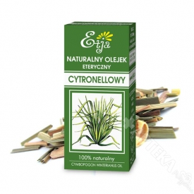 ETJA, olejek eteryczny cytronellowy, 10ml