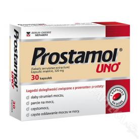 Prostamol Uno, 30 kapsułek