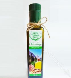 Apteka Przyjazna Naturze, olej cedrowy syberyjski 100%, 250ml