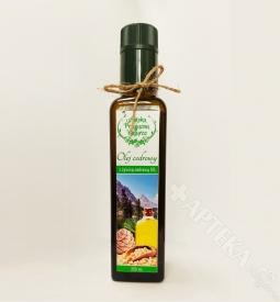 Apteka Przyjazna Naturze, olej cedrowy z żywicą cedrową 5%, 250ml