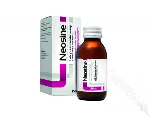 Neosine, 250mg/5ml, syrop, 150ml