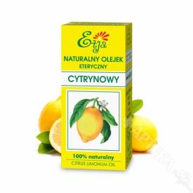 ETJA, olejek eteryczny cytrynowy, 10ml