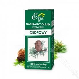 ETJA, olejek eteryczny cedrowy, 10ml