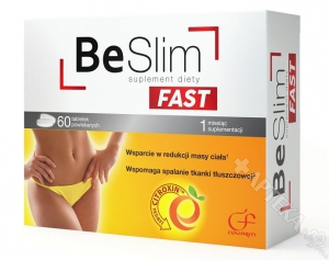 Be Slim FAST, 60 tabletek