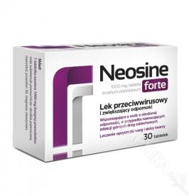 Neosine Forte 1000mg, 30 tabletek
