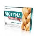 Biotyna Forte 5mg, 30 tabletek