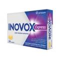Inovox Express, miodowo-cytrynowy, 24 pastylki