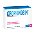 Groprinosin 500mg, 50 tabletek