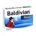 Baldivian Noc, 30 tabletek