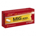 MIG 400mg, 20 tabletek