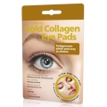 GlySkinCare, Gold Collagen eye pads, 1 komplet