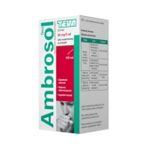 Ambrosol Teva 30mg/5ml, syrop, 120ml
