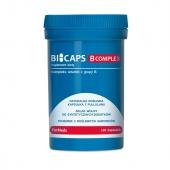 BICAPS B COMPLEX, 120 kapsułek