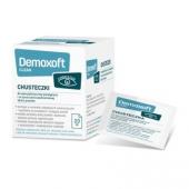 Demoxoft Clean, chusteczki do specjalistycznej pielęgnacji i oczyszczania powiek, 20 sztuk
