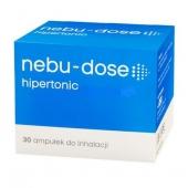 Nebu-Dose hipertonic, roztwór do inhalacji, 30 ampułek po 5ml