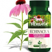 HERBAYA Echinacea, 60 kapsułek