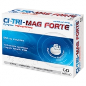 Ci-tri-Mag Forte, 60 tabletek