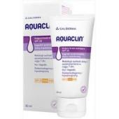 AQUACLIN, krem kojąco-matujący, SPF30, 50 ml