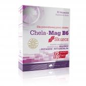 Olimp, Chela-Mag B6 Skurcz, 60 kapsułek
