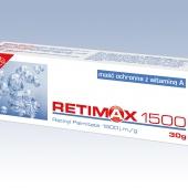 Retimax, maść ochronna z witaminą A, 30g