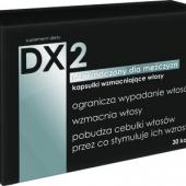 DX2, kapsułki wzmacniające włosy dla mężczyzn, 30 kapsułek