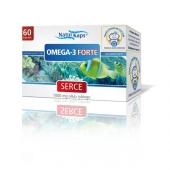 NaturKaps Omega-3 forte 1000mg, 60 kapsułek