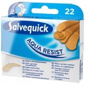Salvequick Aqua Resist, wodoodporne, 22 plastry