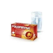 Polopiryna C, 10 tabletek musujących
