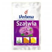 VERBENA, cukierki, szałwia z witaminą C, 60g