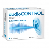 Audiocontrol, 30 tabletek