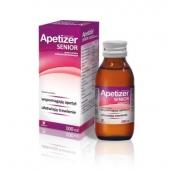 Apetizer Senior, syrop malinowo-porzeczkowy, 100ml