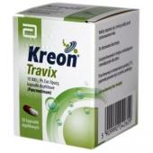 Kreon Travix, 50 kapsułek
