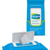 Cetaphil, chusteczki oczyszczające, 25 sztuk