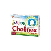 Cholinex Junior, 16 pastylek do ssania