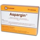 Aspargin, 75 tabletek