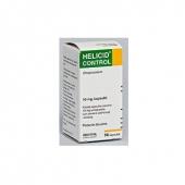 Helicid Control 10mg, 14 kapsułek