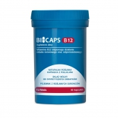 BICAPS B12, 60 kapsułek