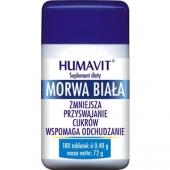 Humavit, Morwa Biała, 180 tabletek