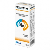 Dexoftyal MD, krople do oczu, 15ml