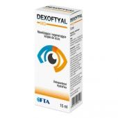 Dexoftyal MD, krople do oczu, 15ml