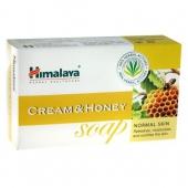 HIMALAYA, mydło mleko i miód, 75g