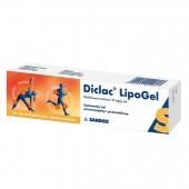Diclac Lipogel, żel, 100g