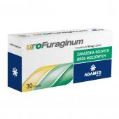 Urofuraginum, 30 tabletek