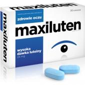 Maxiluten, 30 tabletek