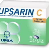 Upsarin C, 20 tabletek musujących