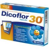 Dicoflor 30, 10 kapsułek