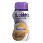 Nutridrink Protein o smaku mokka, 125ml (1 sztuka)