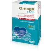Omega Forte, 65% Omega-3, 60 kapsułek